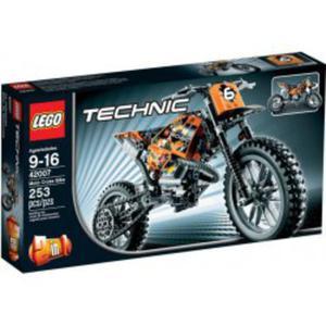 LEGO 42007 Motor Crossowy - 2833589502