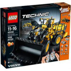 LEGO 42030 Koparka VOLVO L350F - 2833589514