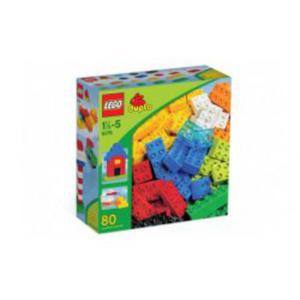 Sklep Lego Klocki Lego Duplo Zestaw Podstawowy 80 Elem 6176