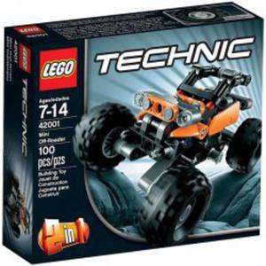 LEGO 42001 Samochód Terenowy - 2833589499