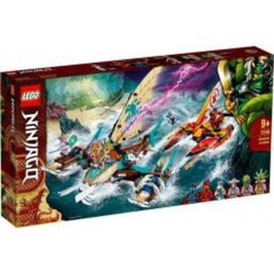 LEGO 71748 Morska bitwa katamaran - 2862527064
