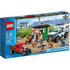 LEGO 60048 Oddział policyjny z psem - 2833589247