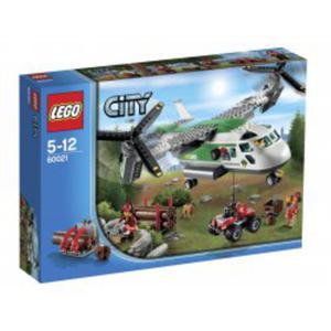 LEGO 60021 Samolot Transportowy / Wirolot - 2833589233