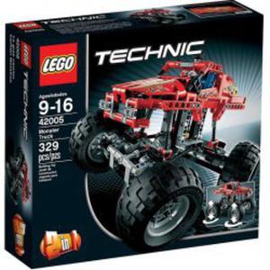 LEGO 42005 Monster Truck - 2833589500