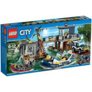 LEGO 60069 Posterunek wodnej policji - 2833589268