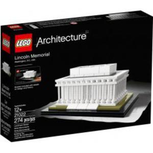 LEGO 21022 Mauzoleum Lincolna - 2833590093