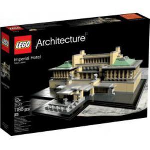 LEGO 21017 Hotel Imperial - 2833590094