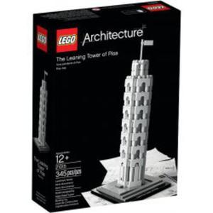 LEGO 21015 Wieża w Pizie - 2833590095