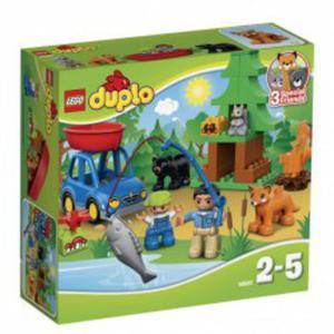 LEGO DUPLO 10583 Wycieczka na ryby - 2833589713