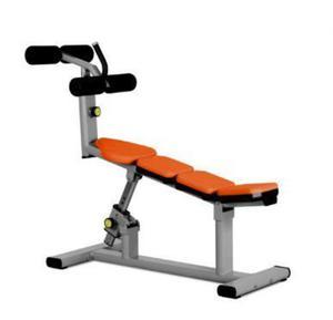 Ławka pozioma na mięśnie brzucha JH-6 MasterSport - 2825621242