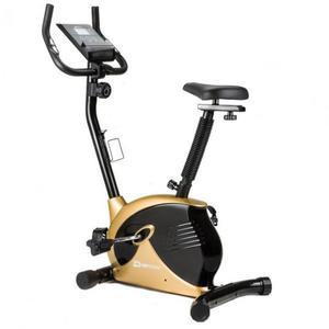 Rower treningowy Spark HS-2080 Hop-Sport - Czarno/Złoty - 2858111392
