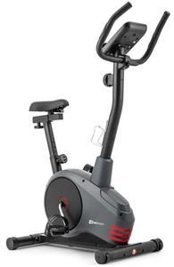 Rower treningowy Spark HS-2080 Hop-Sport - Czarno/Czerwony - 2825620557