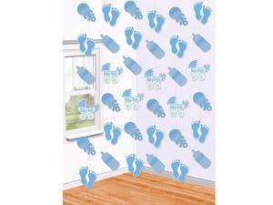 Dekoracje wiszące na Baby Shower - 210 cm - 6 szt. - 2855502994