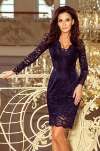 170-7 Koronkowa sukienka z d - 2859265283