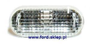 kierunkowskaz boczny Ford - biały / 1336185 - 2829826713