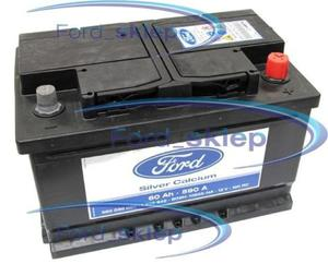akumulator Ford SLI - 60AH 590A / 1935549 - 2829826898