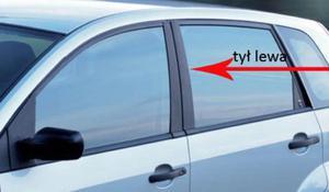 listwa pionowa słupka drzwi Ford - Fiesta 5d tył lewa 1473676 - 2829826932