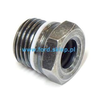 złącze przewodu ciśnieniowego pompy wspomagania Ford 6742740 - 2829827013