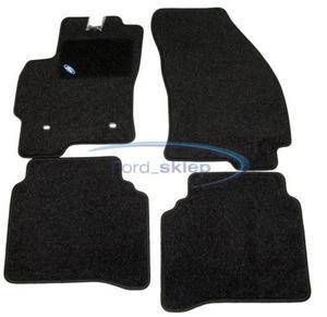 wykładziny / dywaniki materiałowe Mondeo Mk3 1136380 - przód+tył - 2829827158
