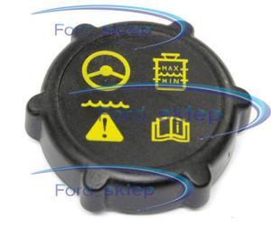 korek zbiornika oleju układu wspomagania kier. Ford 1341300 - 2829827173