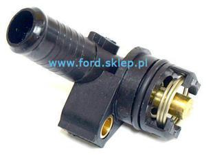 termostat w układzie chłodzenia oleju Mondeo Mk3 2.0 Diesel - 1128018 - 2829827328