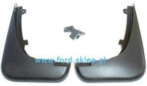 błotochrony (chlapacze) Ford - kpl. przód C-Max - 2829827611