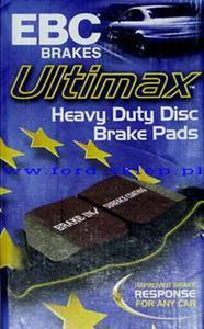 klocki hamulcowe EBC Ultimax - FWD przód - 2829828095