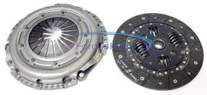 komplet sprzęgła Mondeo Mk2 Cougar V6 - Sachs - 2829828548