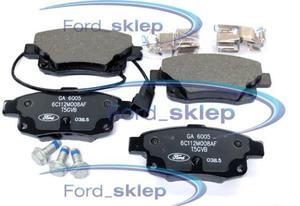 klocki hamulcowe Ford - tył 1819638 - 2829830138