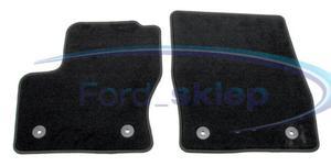 wykładziny / dywaniki podłogi materiałowe Kuga Mk2 - para przód - 2848520951