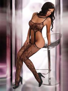 Livia Corsetti Praline - seksowne bodystocking a'la pończochy - 2857887058