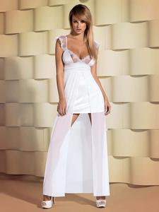 Obsessive Feelia suknia i stringi - zwiewna suknia dla wyjątkowych kobiet. - 2825394835