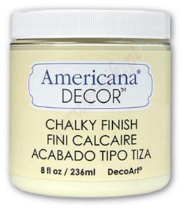 Farba kredowa Americana Decor Chalky Finish Whisper 236ml ADC03 - 2850355214