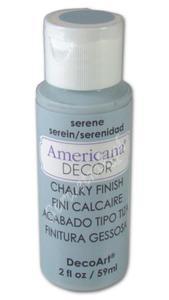 Farba kredowa Americana Decor Chalky Finish Serene 59ml ADC18 - 2850355243
