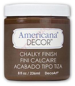 Farba kredowa Americana Decor Chalky Finish Rustic 236ml ADC25 - 2850355254