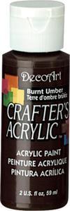 Farba akrylowa Crafter's Acrylic Burnt Umber umbra palona 59ml DCA16 - 2850355331