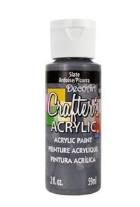 Farba akrylowa Crafter's Acrylic Slate łupek 59ml DCA139 - 2850355381