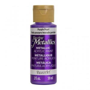 Farba metaliczna Dazzling Metallics Purple Pearl 59ml DA124 - 2850355410