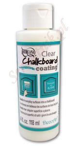 Farba tablicowa Americana Clear Chalkboard coating 118ml DS107 - 2850355777