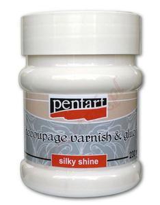 Klej i lakier w jednym Pentart Klej z werniksem 230ml - 2850355979
