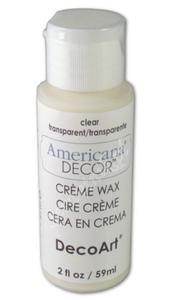 Wosk Americana Decor Creme Wax Clear 59ml ADM01 - 2850356822