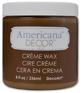 Wosk Americana Decor Creme Wax Golden Brown 236ml ADM02 - 2850356823