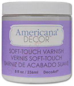 Werniks Americana Decor Varnish Soft Touch 236ml ADM03 - 2850356826