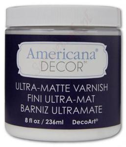 Werniks Americana Decor Varnish Ultra Matte 236ml ADM04 - 2850356827