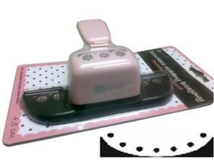 Dziurkacz puncher ozdobny brzegowy z listwą SIMPLY SCALLOP - 2850357994