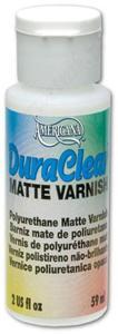 Lakier poliuretanowy DuraClear Matte Varnish 59ml - 2850358102