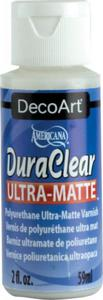 Lakier poliuretanowy DuraClear Ultra Matte Varnish 59ml - 2850358104
