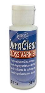Lakier poliuretanowy DuraClear Gloss Varnish 59ml - 2850358106