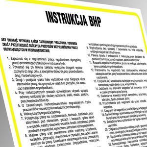Instrukcja BHP w kotłowniach gazowych - 2827618890