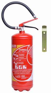 Gaśnica proszkowa 6kg GP-6x z wieszakiem, Typ: PDE6 Gloria - 2878095449
